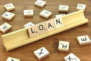 Need 4000 Loan scrabble letters spelling loan