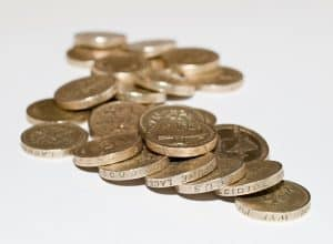 Unsecured Loans pound coins