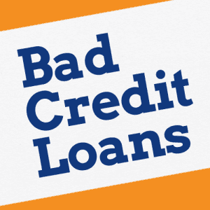 Get Loans For People With Bad Credit loans sign