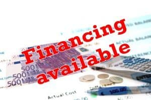 Capital Money Loans finance available printed on top of cash