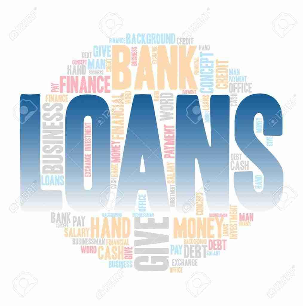 Help Short Term Money Troubles loans word cloud
